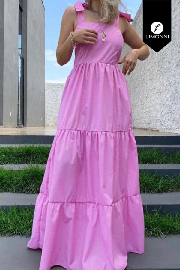 Vestidos para mujer Limonni Mailía LI3462 Maxidress