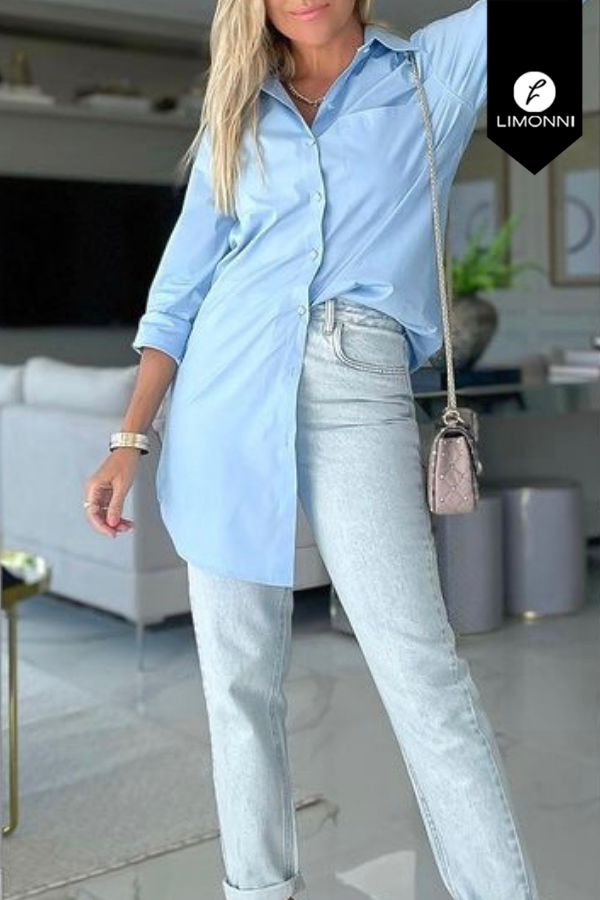 Blusas para mujer Limonni Mailía LI3463 Camiseras