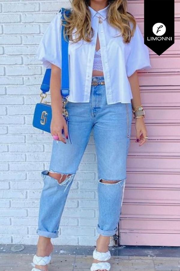Blusas para mujer Limonni Mailía LI3466 Camiseras
