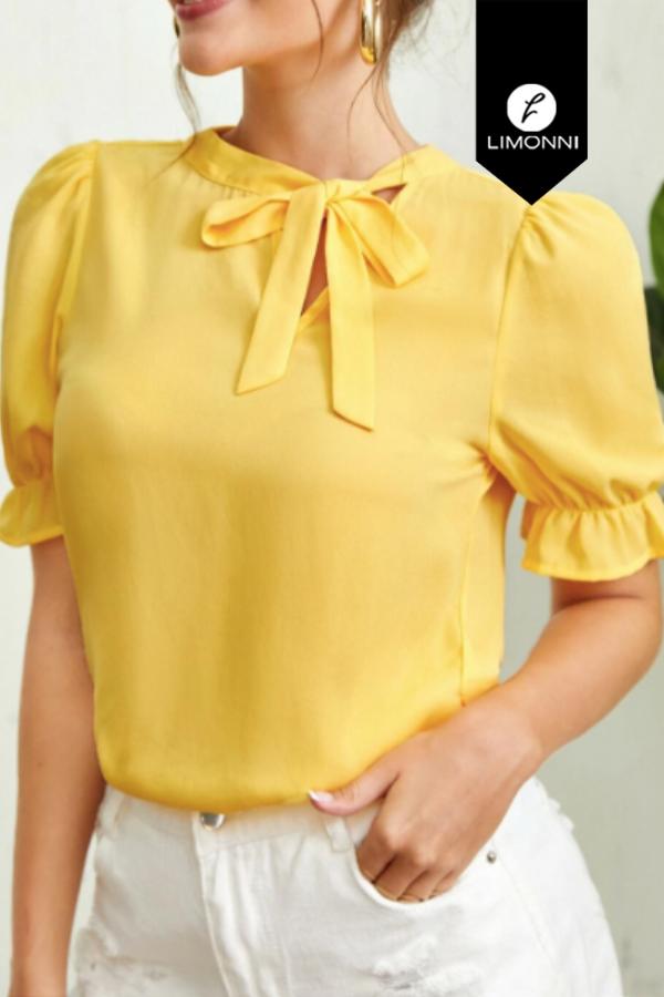 Blusas para mujer Limonni Mailía LI3477 Casuales