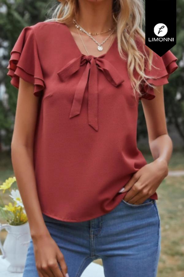 Blusas para mujer Limonni Mailía LI3479 Casuales