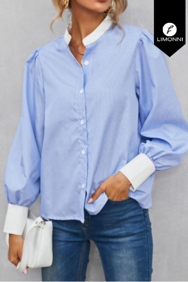 Blusas para mujer Limonni Mailía LI3482 Camiseras