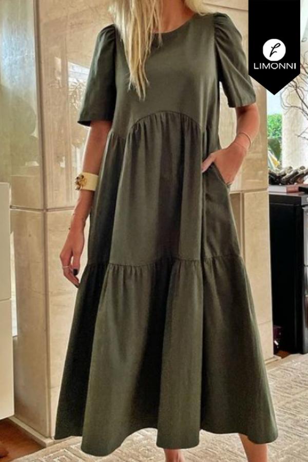 Vestidos para mujer Limonni Mailía LI3484 Maxidress
