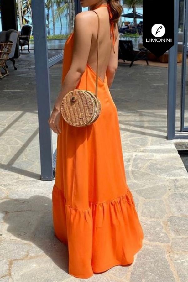 Vestidos para mujer Limonni Mailía LI3488 Maxidress