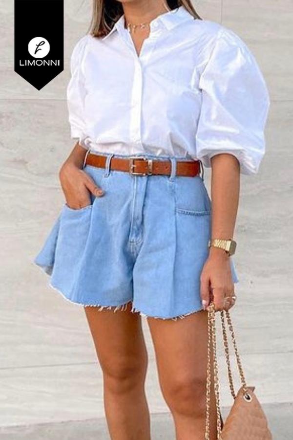 Blusas para mujer Limonni Mailía LI3489 Camiseras