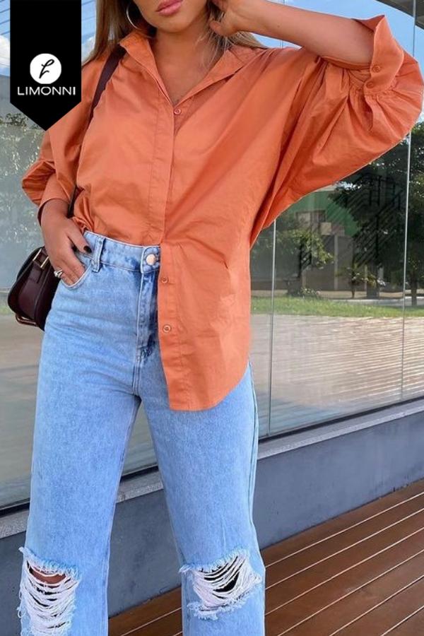 Blusas para mujer Limonni Mailía LI3491 Camiseras