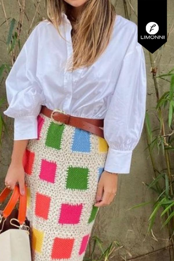Blusas para mujer Limonni Mailía LI3492 Camiseras