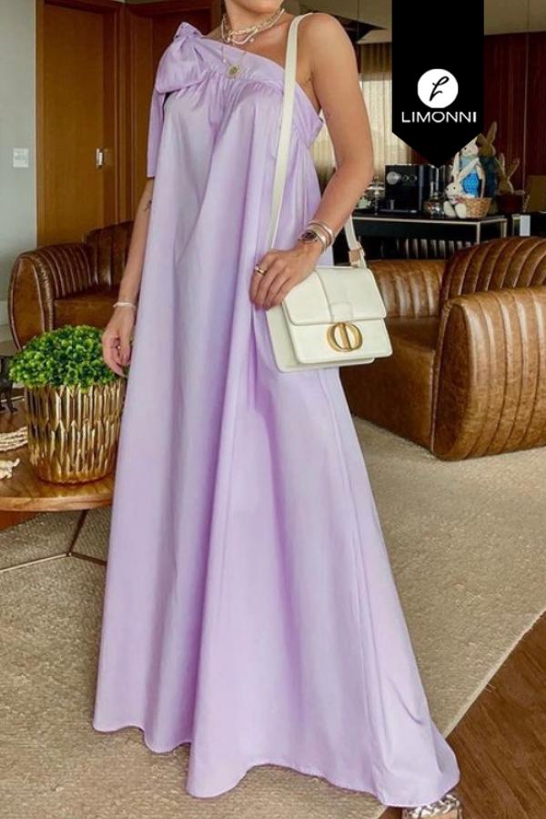 Vestidos para mujer Limonni Mailía LI3496 Maxidress
