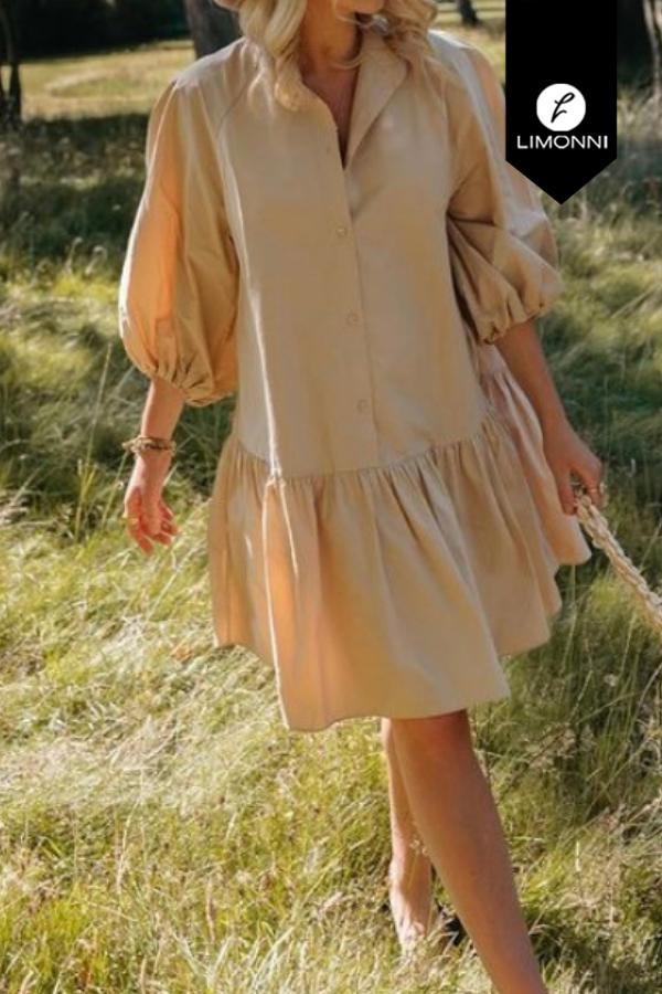 Vestidos para mujer Limonni Mailía LI3497 Cortos Casuales