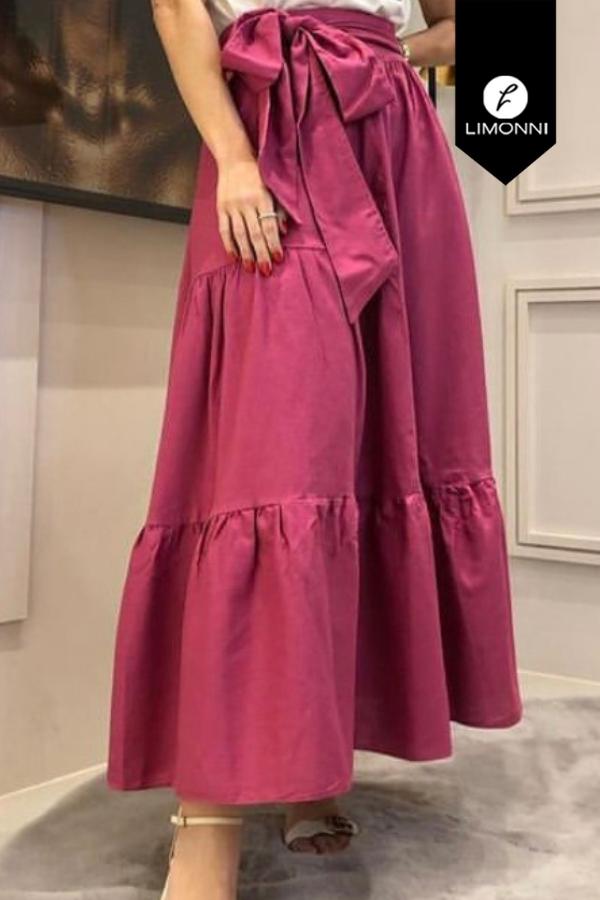 Faldas para mujer Limonni Mailía LI3503 Largos elegantes