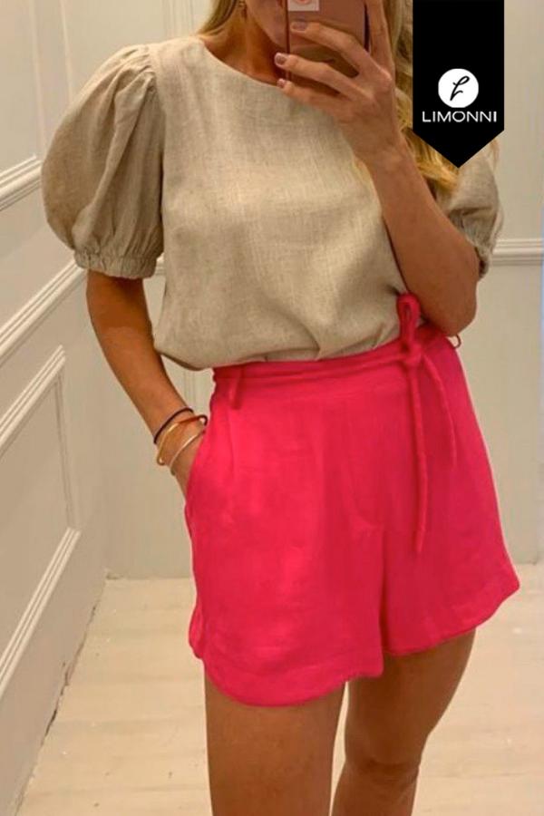 Blusas para mujer Limonni Mailía LI3506 Casuales
