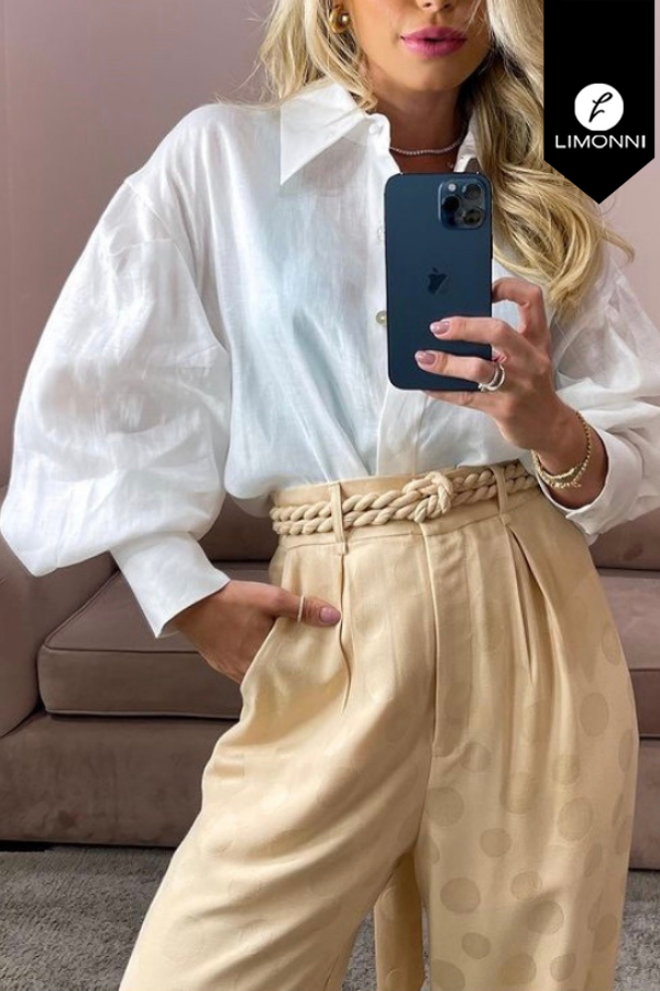 Blusas para mujer Limonni Mailía LI3508 Camiseras
