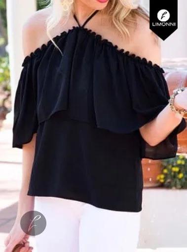 Blusas para mujer Limonni Novalee LI3509 Casuales