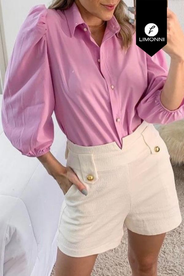 Blusas para mujer Limonni Mailía LI3518 Camiseras