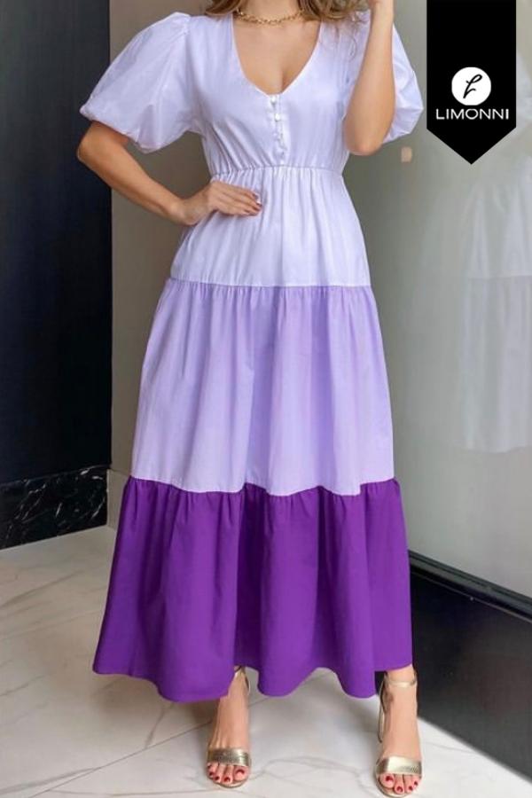 Vestidos para mujer Limonni Mailía LI3522 Maxidress