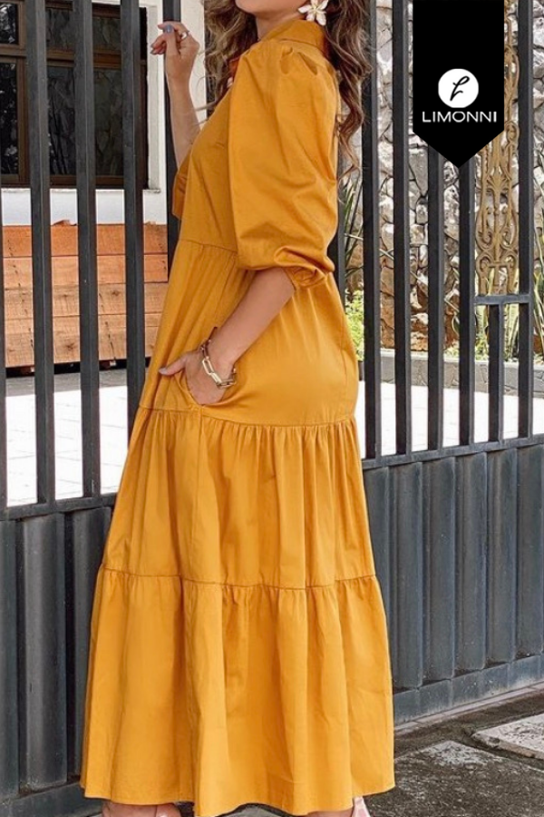 Vestidos para mujer Limonni Mailía LI3536 Maxidress