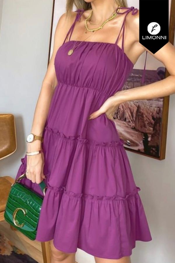Vestidos para mujer Limonni Mailía LI3540 Cortos Casuales
