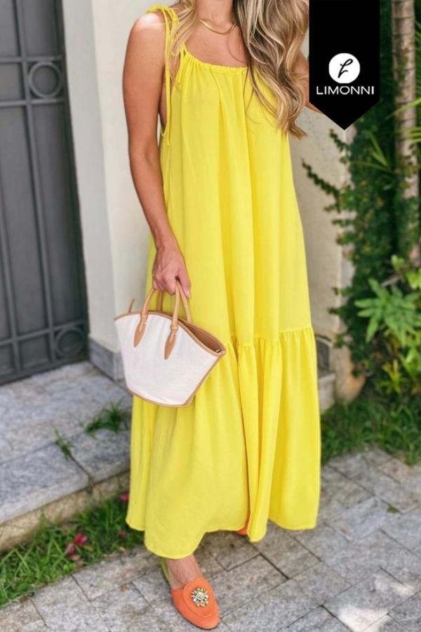 Vestidos para mujer Limonni Mailía LI3542 Maxidress