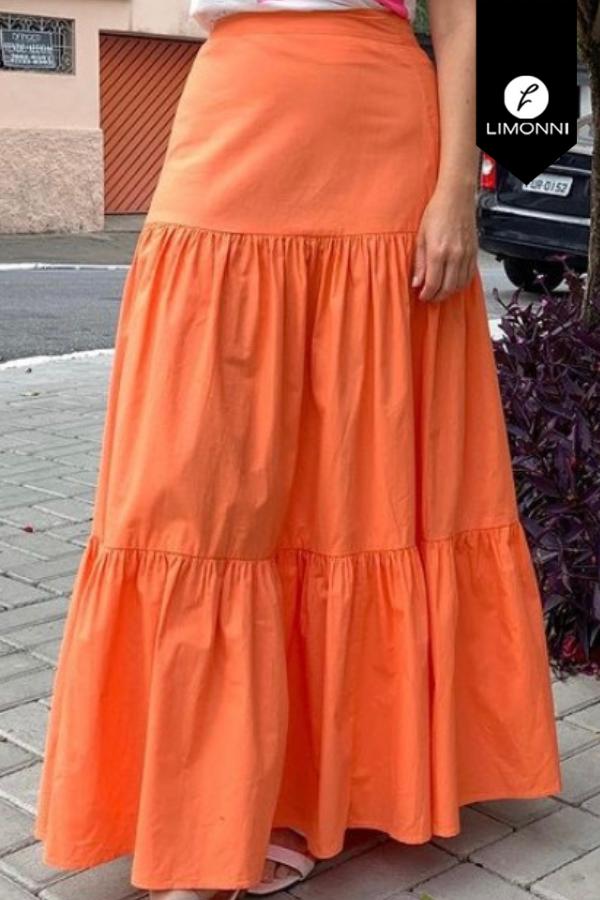 Faldas para mujer Limonni Mailía LI3543 Largos elegantes