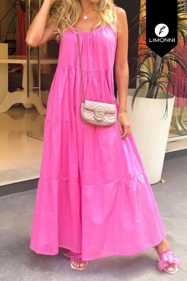 Vestidos para mujer Limonni Mailía LI3546 Maxidress