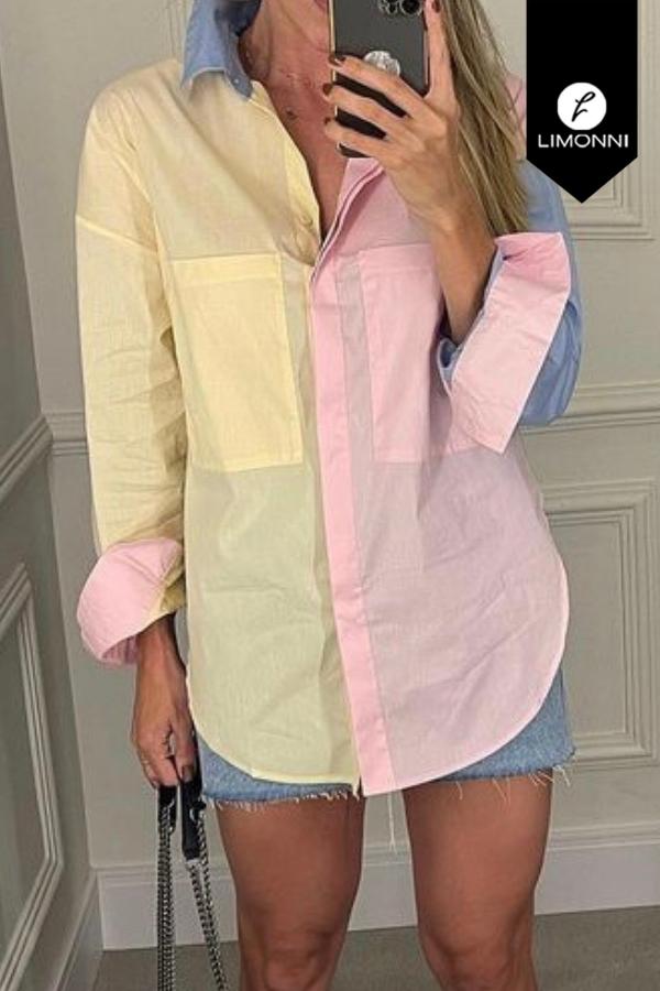 Blusas para mujer Limonni Mailía LI3553 Camiseras