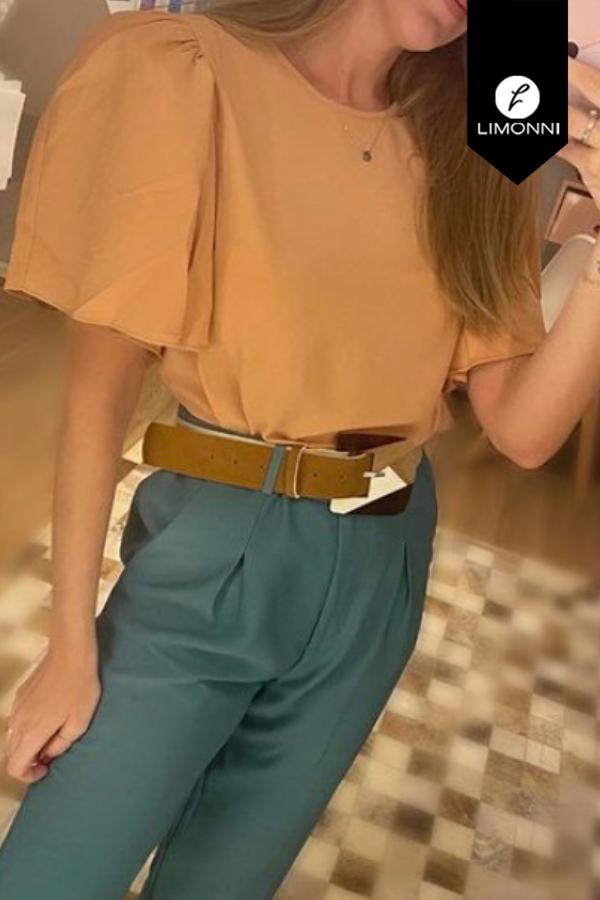 Blusas para mujer Limonni Mailía LI3558 Casuales