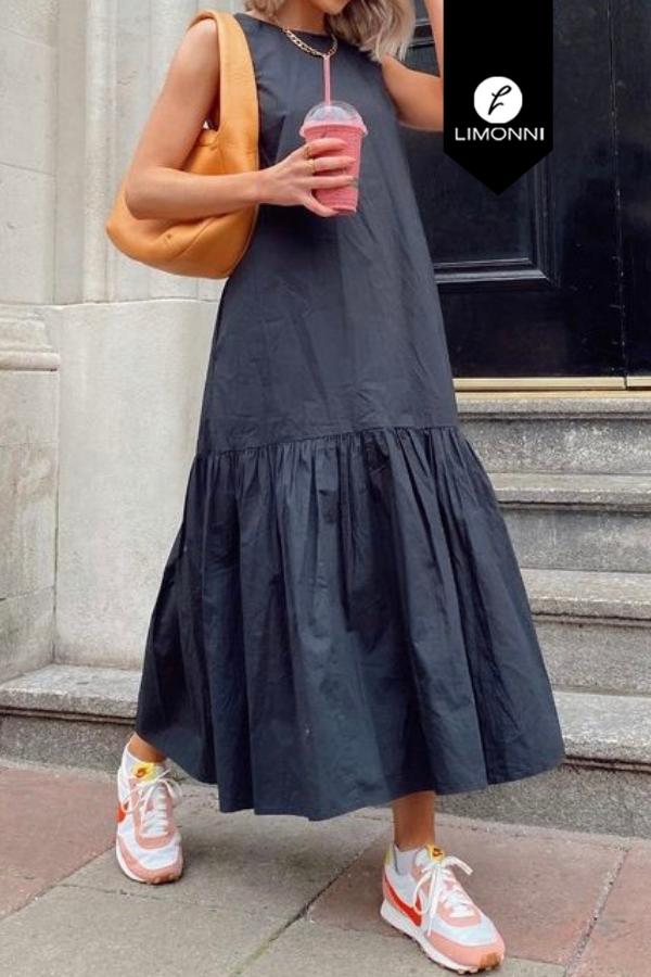 Vestidos para mujer Limonni Mailía LI3563 Maxidress