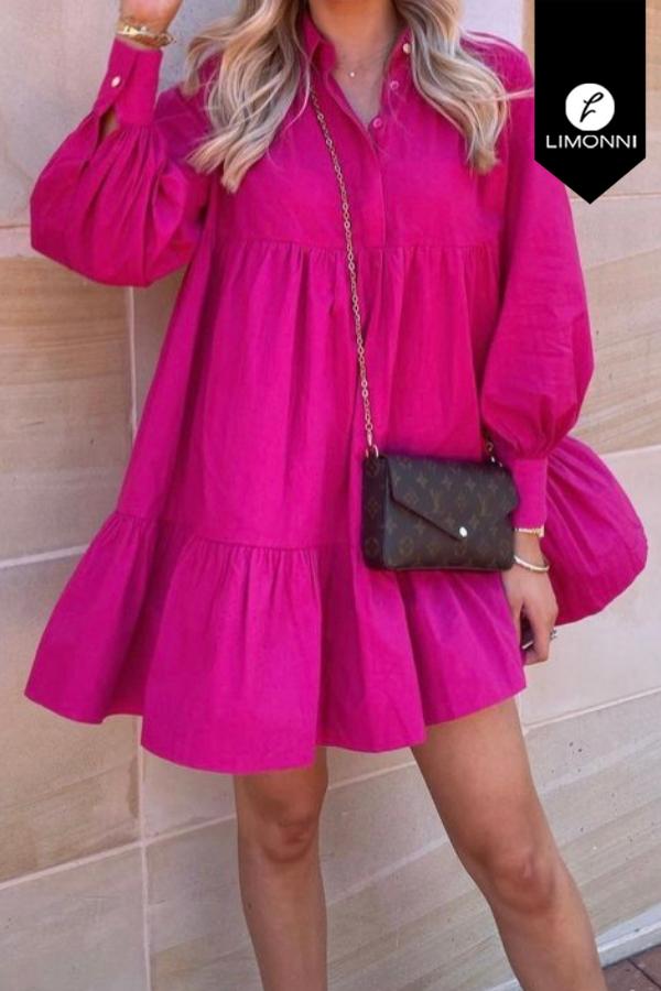 Vestidos para mujer Limonni Mailía LI3564 Cortos Casuales