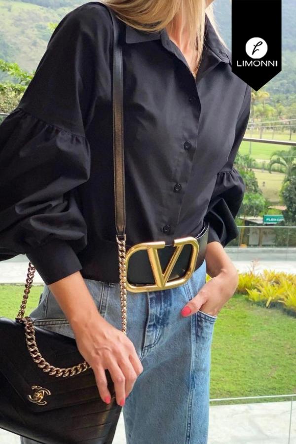Blusas para mujer Limonni Mailía LI3565 Camiseras
