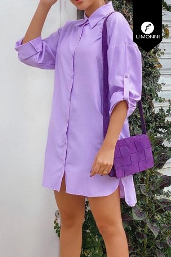 Vestidos para mujer Limonni Mailía LI3568 Cortos Casuales