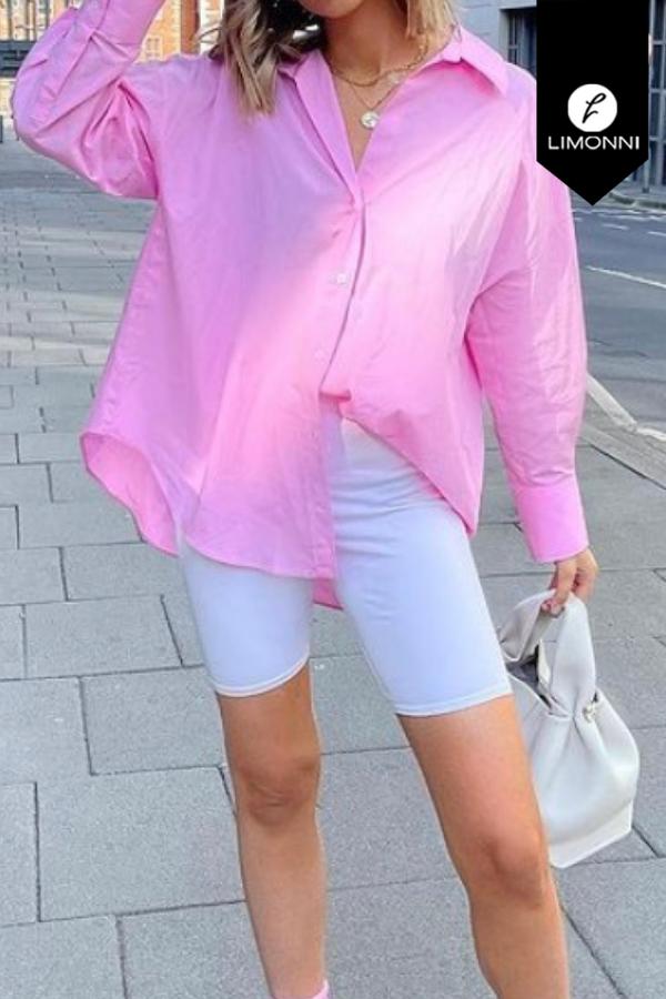 Blusas para mujer Limonni Mailía LI3569 Camiseras