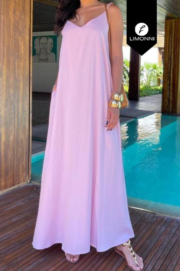 Vestidos para mujer Limonni Mailía LI3571 Maxidress