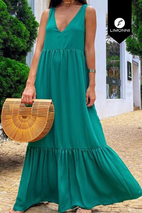 Vestidos para mujer Limonni Mailía LI3579 Maxidress