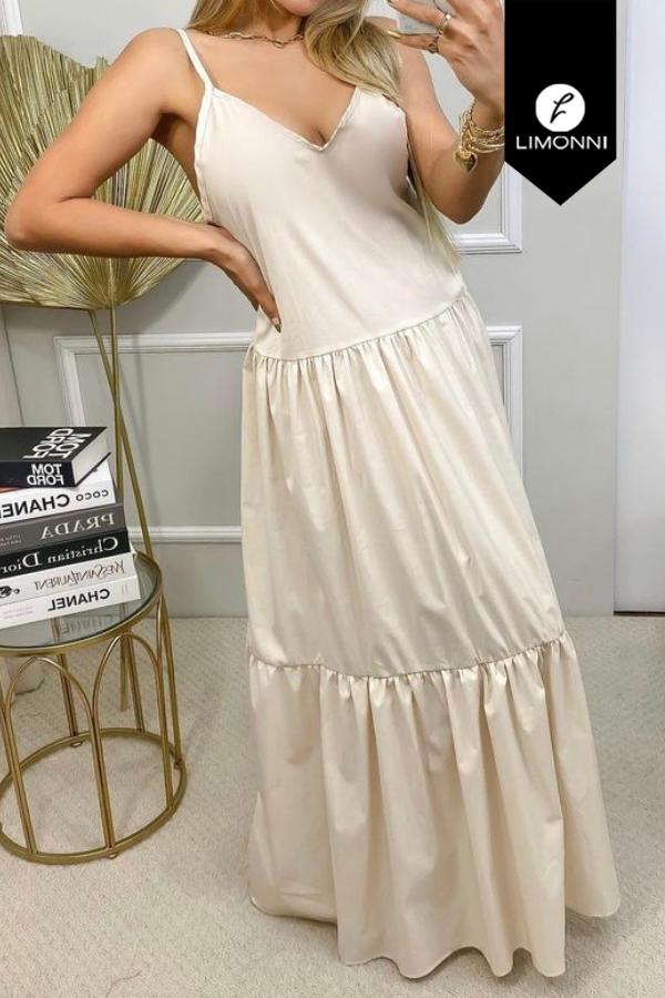 Vestidos para mujer Limonni Mailía LI3582 Maxidress