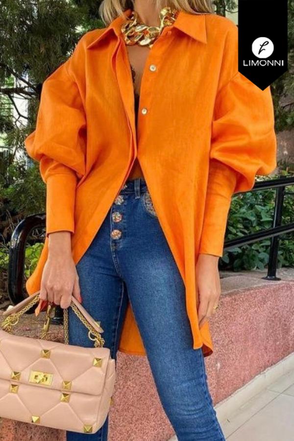 Blusas para mujer Limonni Mailía LI3584 Camiseras