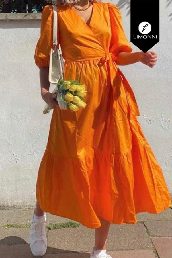 Vestidos para mujer Limonni Mailía LI3587 Maxidress
