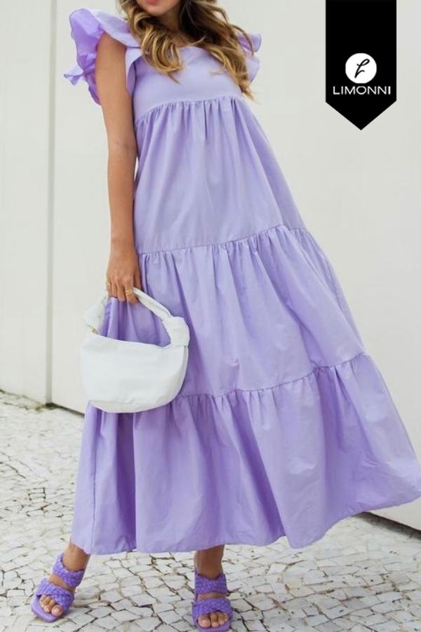 Vestidos para mujer Limonni Mailía LI3589 Maxidress