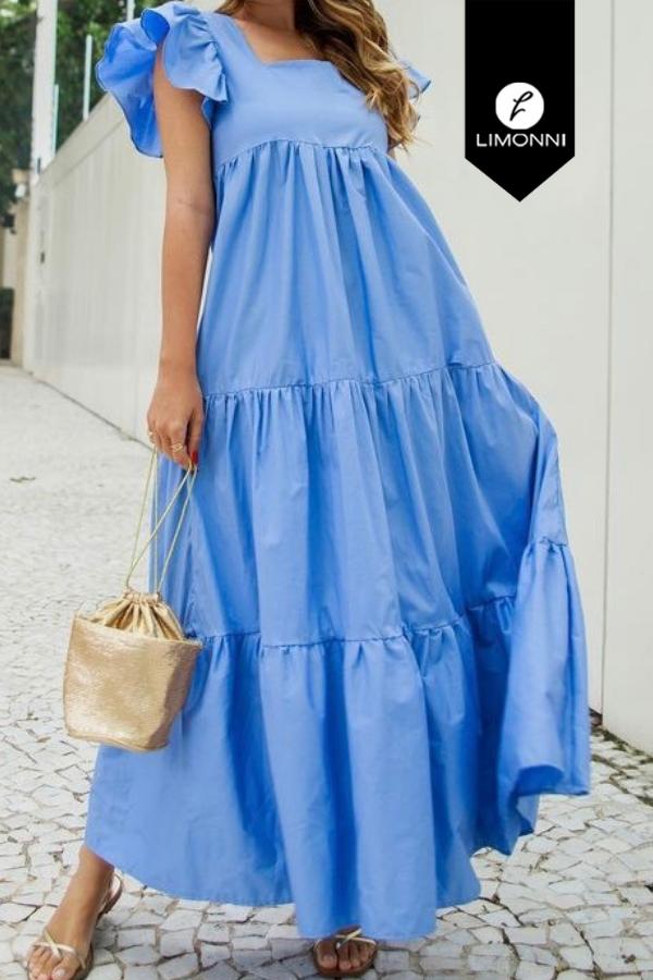 Vestidos para mujer Limonni Mailía LI3590 Maxidress