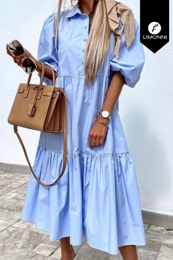 Vestidos para mujer Limonni Mailía LI3592 Maxidress