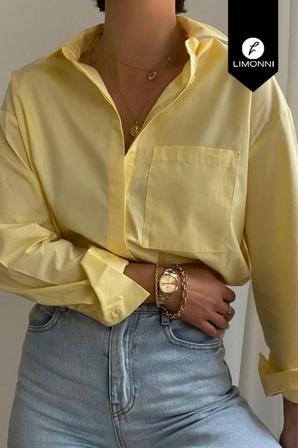 Blusas para mujer Limonni Mailía LI3594 Camiseras