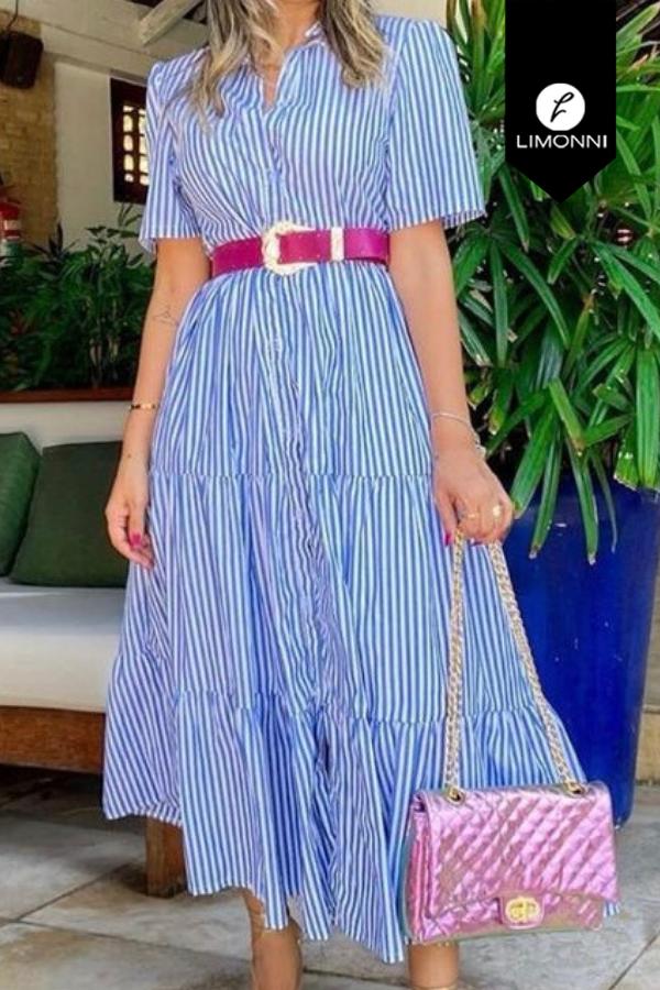 Vestidos para mujer Limonni Mailía LI3597 Maxidress