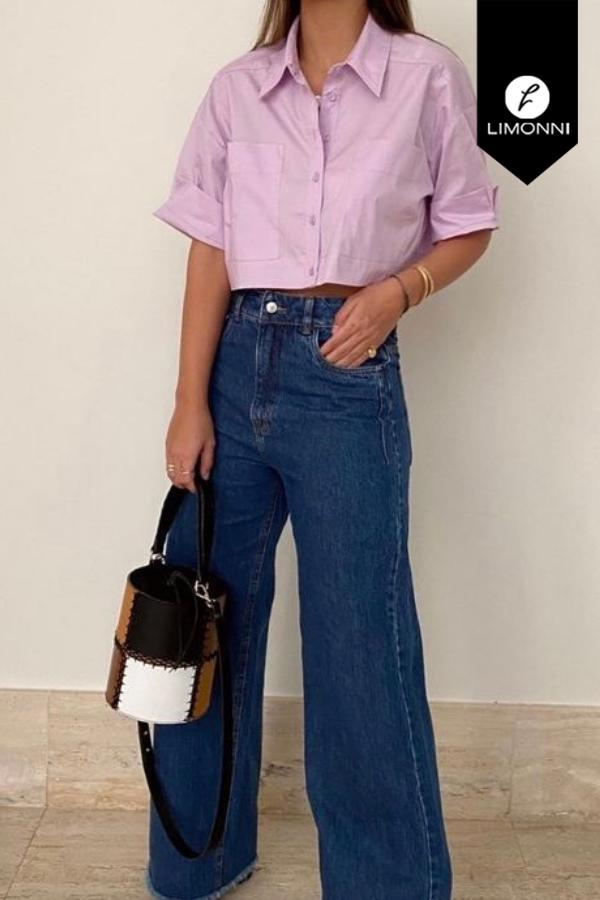 Blusas para mujer Limonni Mailía LI3602 Camiseras
