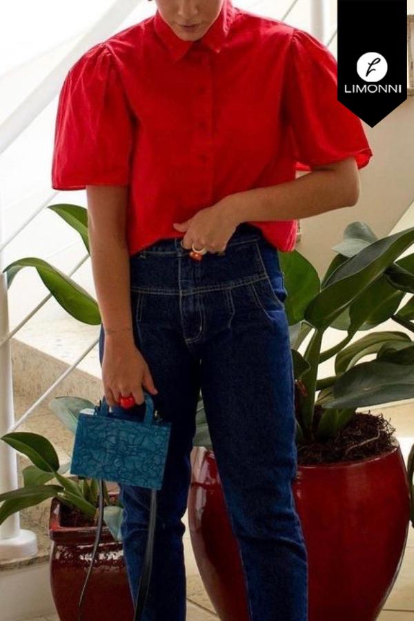 Blusas para mujer Limonni Mailía LI3607 Camiseras