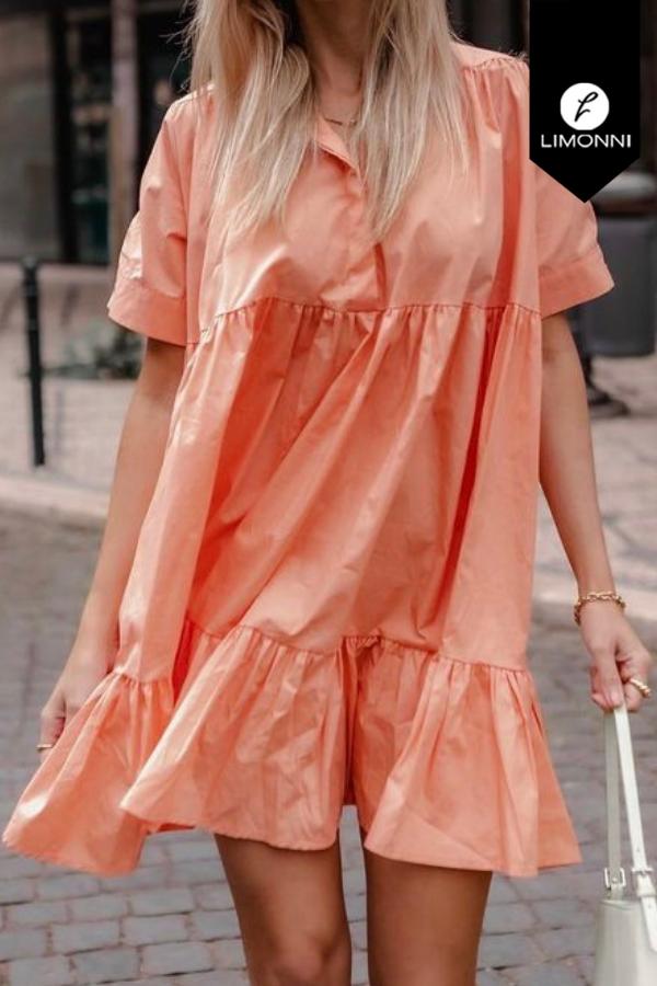 Vestidos para mujer Limonni Mailía LI3612 Cortos Casuales
