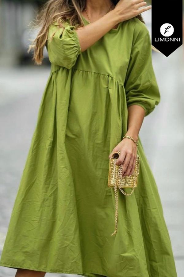 Vestidos para mujer Limonni Mailía LI3614 Cortos Casuales