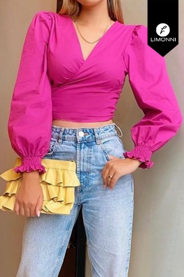Blusas para mujer Limonni Mailía LI3616 Tops