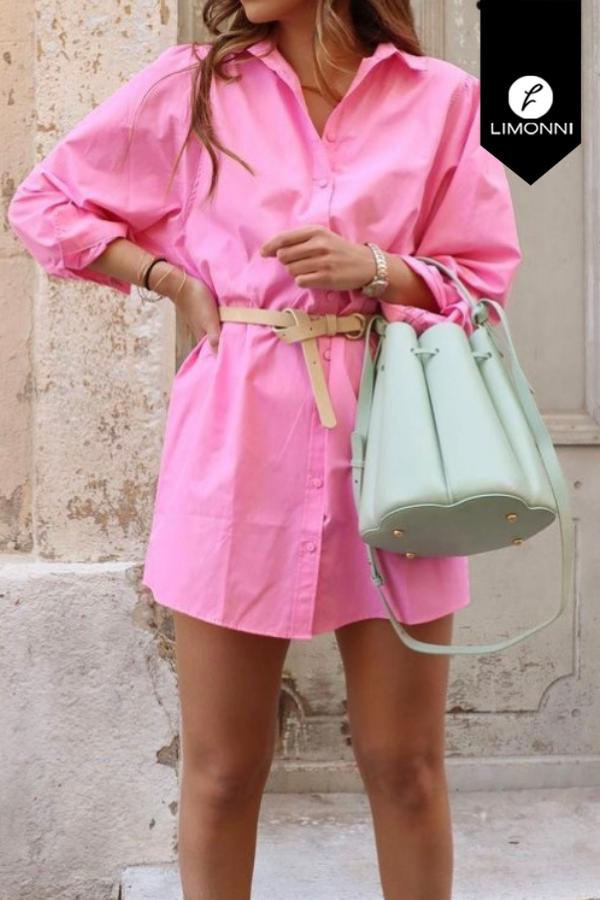 Vestidos para mujer Limonni Mailía LI3617 Cortos Casuales