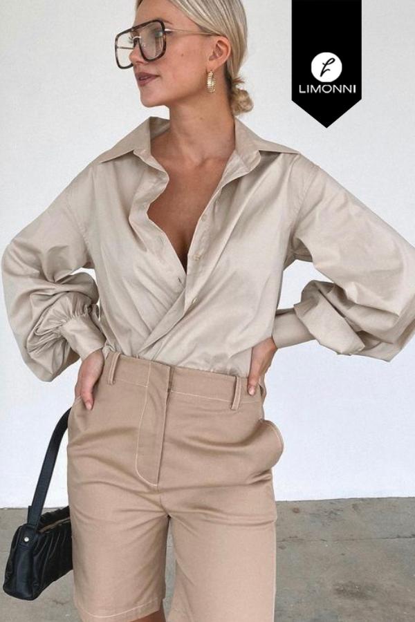 Blusas para mujer Limonni Mailía LI3618 Camiseras