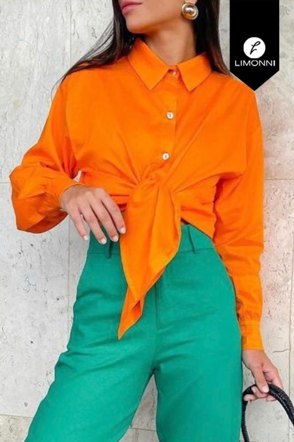 Blusas para mujer Limonni Mailía LI3619 Camiseras
