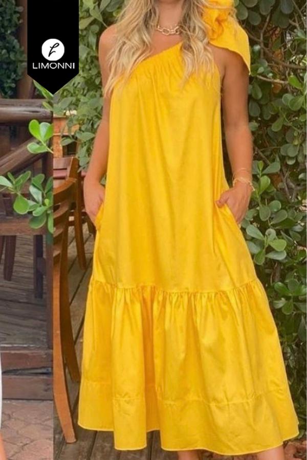 Vestidos para mujer Limonni Mailía LI3621 Maxidress